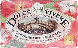 Düfte, Parfümerie und Kosmetik Naturseife Venezia - Nesti Dante Dolce Vivere Soap