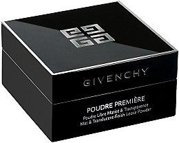 Düfte, Parfümerie und Kosmetik Gesichtspuder - Givenchy Poudre Premiere Mat & Translucent-finish Loose Powder