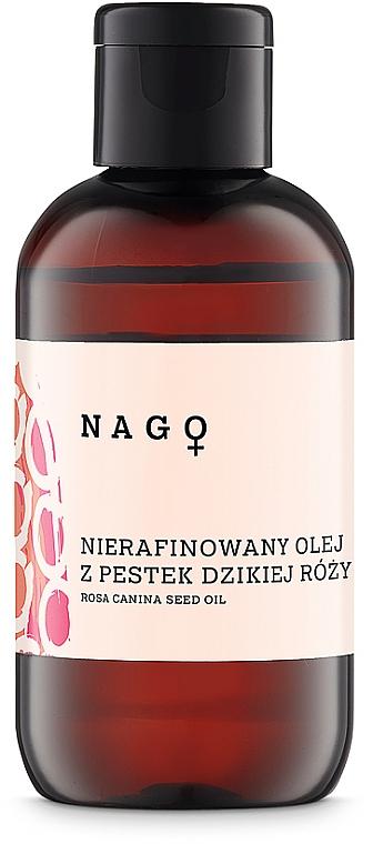 Unraffiniertes Hagebuttenöl für das Gesicht - Fitomed Rosa Canina Seed Oil