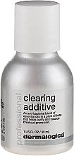 Düfte, Parfümerie und Kosmetik Gesichtsreinigungsserum für Haut mit übermäßiger Talgproduktion und Hautausbrüchen - Dermalogica Clearing Additive