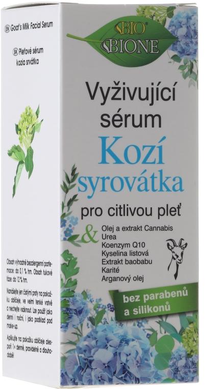 Pflegendes Gesichtsserum mit Ziegenmilch - Bione Cosmetics Goat Milk Serum