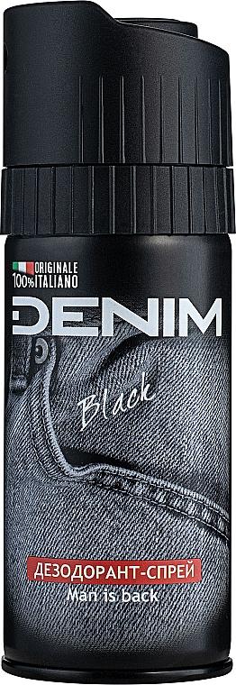 Denim Black - Deodorant — Bild N1