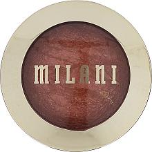 Düfte, Parfümerie und Kosmetik Gesichtsrouge - Milani Baked Blush
