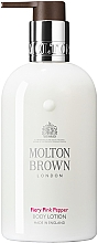 Düfte, Parfümerie und Kosmetik Molton Brown Fiery Pink Pepper - Parfümierte Körperlotion