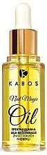 Düfte, Parfümerie und Kosmetik Regenerierendes Nagelöl - Kabos Nail Magic Oil
