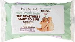 Düfte, Parfümerie und Kosmetik Bio-Feuchttücher für Neugeborene - Beaming Baby Organic Baby Wipes