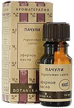 Düfte, Parfümerie und Kosmetik Ätherisches Patschuliöl - Botanika 100% Patchouli Essential Oil