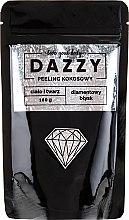 Düfte, Parfümerie und Kosmetik Gesichts- und Körperpeeling mit Kokosnuss - Dazzy Coconut Face & Body Peeling Diamond