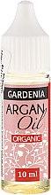 Düfte, Parfümerie und Kosmetik Arganöl mit Gardenienduft für Körper, Gesicht und Haar- Drop of Essence Argan Oil Gardenia
