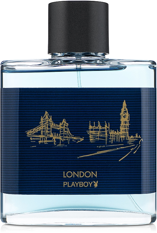 Playboy London - Eau de Toilette — Bild N1