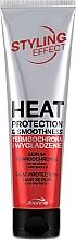 Düfte, Parfümerie und Kosmetik Thermoschützendes und glättendes Haarserum mit Panthenol - Joanna Styling Effect Heat Protection Serum