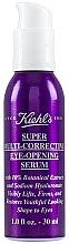 Düfte, Parfümerie und Kosmetik Korrigierendes Serum für die Haut rund um die Augen mit Natriumhyaluronat - Kiehl's Super Multi-Corrective Eye-Opening Serum