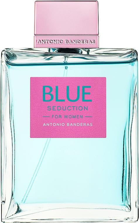 Antonio Banderas Blue Seduction Woman - Eau de Toilette