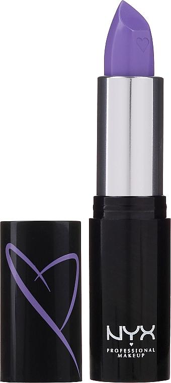 Matter Lippenstift - NYX Shout Loud Satin Lipstick