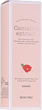 Düfte, Parfümerie und Kosmetik Gesichtsessenz mit Sheabutter und Macadamiasamenöl - Dewytree Phyto Therapy Camellia Essence