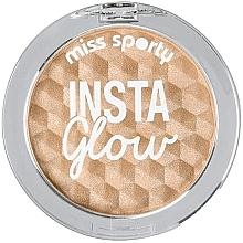 Düfte, Parfümerie und Kosmetik Flüssiger Highlighter - Miss Sporty Insta Glow Highlighter
