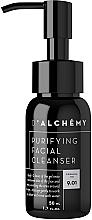 Düfte, Parfümerie und Kosmetik Gesichtsreinigungsgel - D'Alchemy Puryfying Facial Cleanser