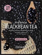 Düfte, Parfümerie und Kosmetik Gesichtsmaske mit schwarzem Bohnen-Tee - Mediheal Meience Blackbean Tea Mask