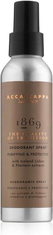 Acca Kappa 1869 - Deodorant  — Bild N1