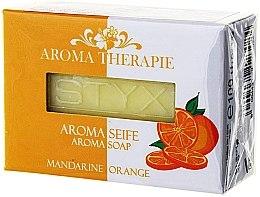 "Düfte, Parfümerie und Kosmetik Naturseife ""Mandarine- Orange"" - Styx Naturcosmetic Seife"