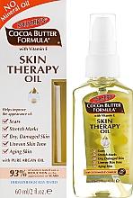 Düfte, Parfümerie und Kosmetik Feuchtigkeitsspendendes und pflegendes Gesichts-und Körperöl mit Arganöl und Vitamin E - Palmer's Cocoa Butter Skin Therapy Oil With Vitamin E
