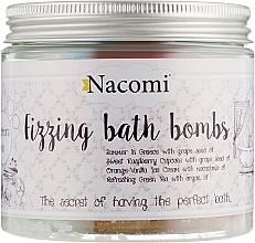 Düfte, Parfümerie und Kosmetik Badebomben-Set - Nacomi Mix Bath Bomb (bomb/4 St.)