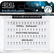 Düfte, Parfümerie und Kosmetik Wimpernbüschel-Set - Ardell Individuals Eye Lash Knot-Free Naturals