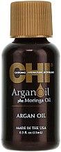 Düfte, Parfümerie und Kosmetik 2in1 Argan- und Moringaöl (Mini) - CHI Argan Oil Plus Moringa Oil