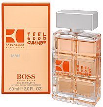 Düfte, Parfümerie und Kosmetik Hugo Boss Orange For Men Feel Good Summer - Eau de Toilette