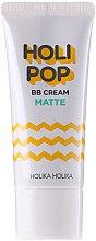 Düfte, Parfümerie und Kosmetik Mattierende BB Creme - Holika Holika Holi Pop BB Cream