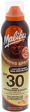 Düfte, Parfümerie und Kosmetik Sonnenschutzlotion-Spray für den Körper SPF 30 - Malibu Continuous Lotion Spray Sun Protection SPF 30
