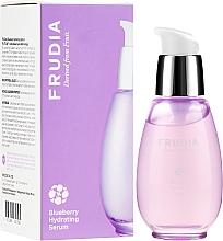 Düfte, Parfümerie und Kosmetik Feuchtigkeitsspendendes Gesichtsserum mit Heidelbeeren - Frudia Blueberry Hydrating Serum