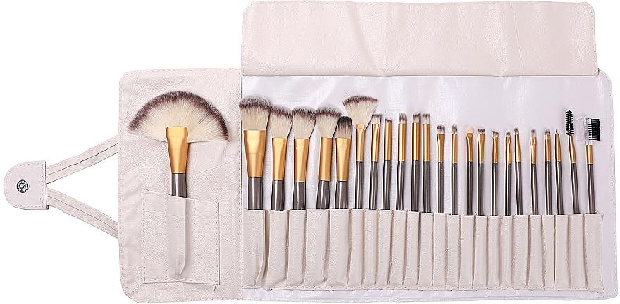 Make-up Pinselset 24-tlg. - Lewer