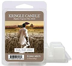 Düfte, Parfümerie und Kosmetik Duftwachs Far, Far Away - Kringle Candle Wax Far Far Away