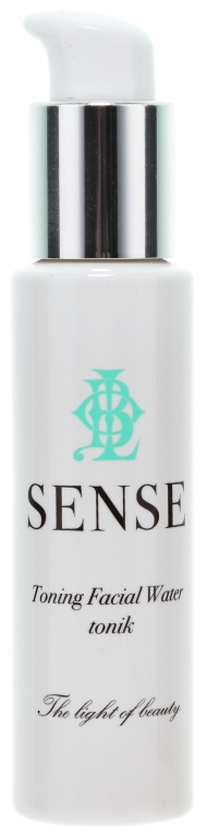 Erfrischendes Gesichtstonikum für normale und Mischhaut - Kallos Cosmetics Sense Facial Wash Tonic — Bild N2