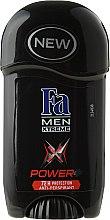 """Düfte, Parfümerie und Kosmetik Antiperspirant Deodorant Stick für Männer """"Xtreme Power+"""" - Fa Men Xtreme Power+"""