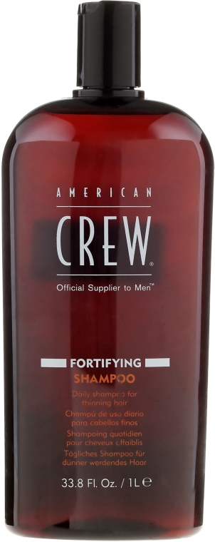Tägliches Shampoo - American Crew Fortifying Shampoo