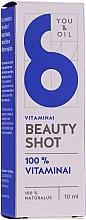 Düfte, Parfümerie und Kosmetik Gesichtsserum mit Vitaminen - You & Oil Beauty Shot Vitamins Serum