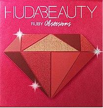 Düfte, Parfümerie und Kosmetik Lidschattenpalette - Huda Beauty Obsessions Eyeshadow Palette