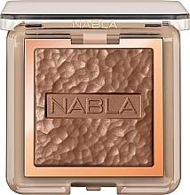 Düfte, Parfümerie und Kosmetik Bronzierpuder für das Gesicht - Nabla Miami Lights Collection Skin Bronzing