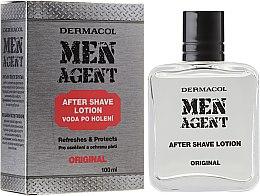 Düfte, Parfümerie und Kosmetik After Shave Lotion - Dermacol Men Agent Original After Shave Lotion