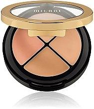 Düfte, Parfümerie und Kosmetik Concealer-Palette - Milani Conceal Perfect All-In-One Concealer Kit
