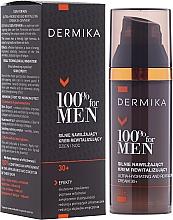 Düfte, Parfümerie und Kosmetik Feuchtigkeitsspendende und regenerierende Creme - Dermika Ultra-Hydrating And Revitalizing Cream 30+