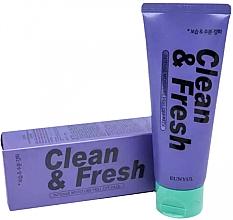 Düfte, Parfümerie und Kosmetik Feuchtigkeitsspendende Peeling-Gesichtsmaske - Eunyul Clean & Fresh Intense Moisture Peel Off Pack