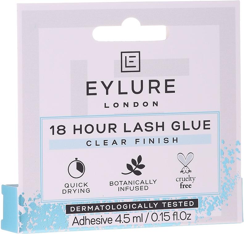Wimpernkleber - Eylure 18 Hour Lash Glue Clear Finish