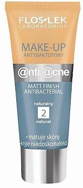 Antibakterielle mattierende Foundation - Floslek Anti Acne Make Up — Bild N1