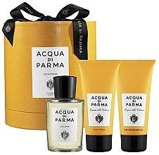 Düfte, Parfümerie und Kosmetik Acqua di Parma Colonia - Duftset (Eau de Cologne 100ml + Duschgel 75ml + Körpercreme 75ml)