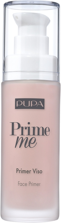 Gesichtsprimer - Pupa Prime Me Perfecting Face Primer
