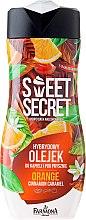 Düfte, Parfümerie und Kosmetik Duschöl mit Orange - Farmona Sweet Secret Orange