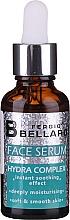 Düfte, Parfümerie und Kosmetik Intensiv feuchtigkeitsspendendes und glättendes Gesichtsserum - Fergio Bellaro Face Serum Hydra Complex